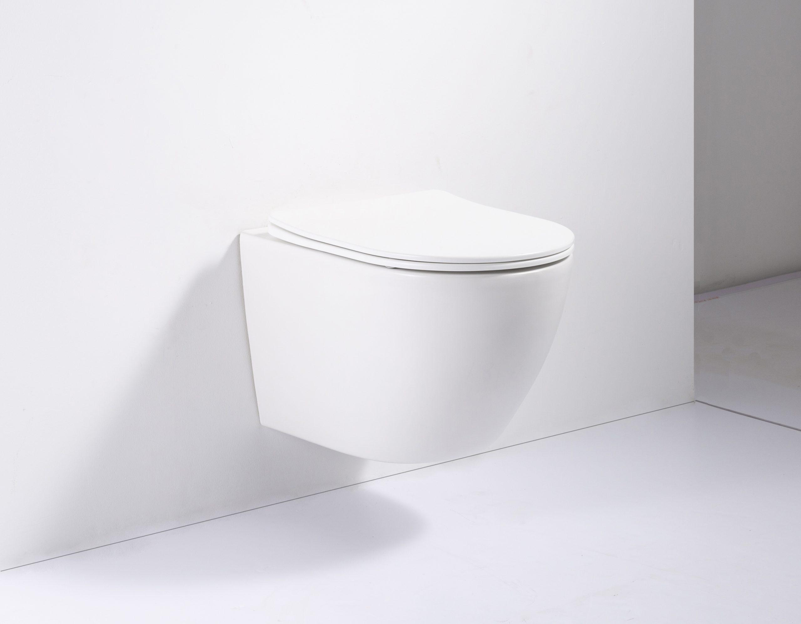 hang toilet mat wit