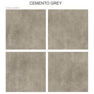Cemento Grey 1200x1200mm
