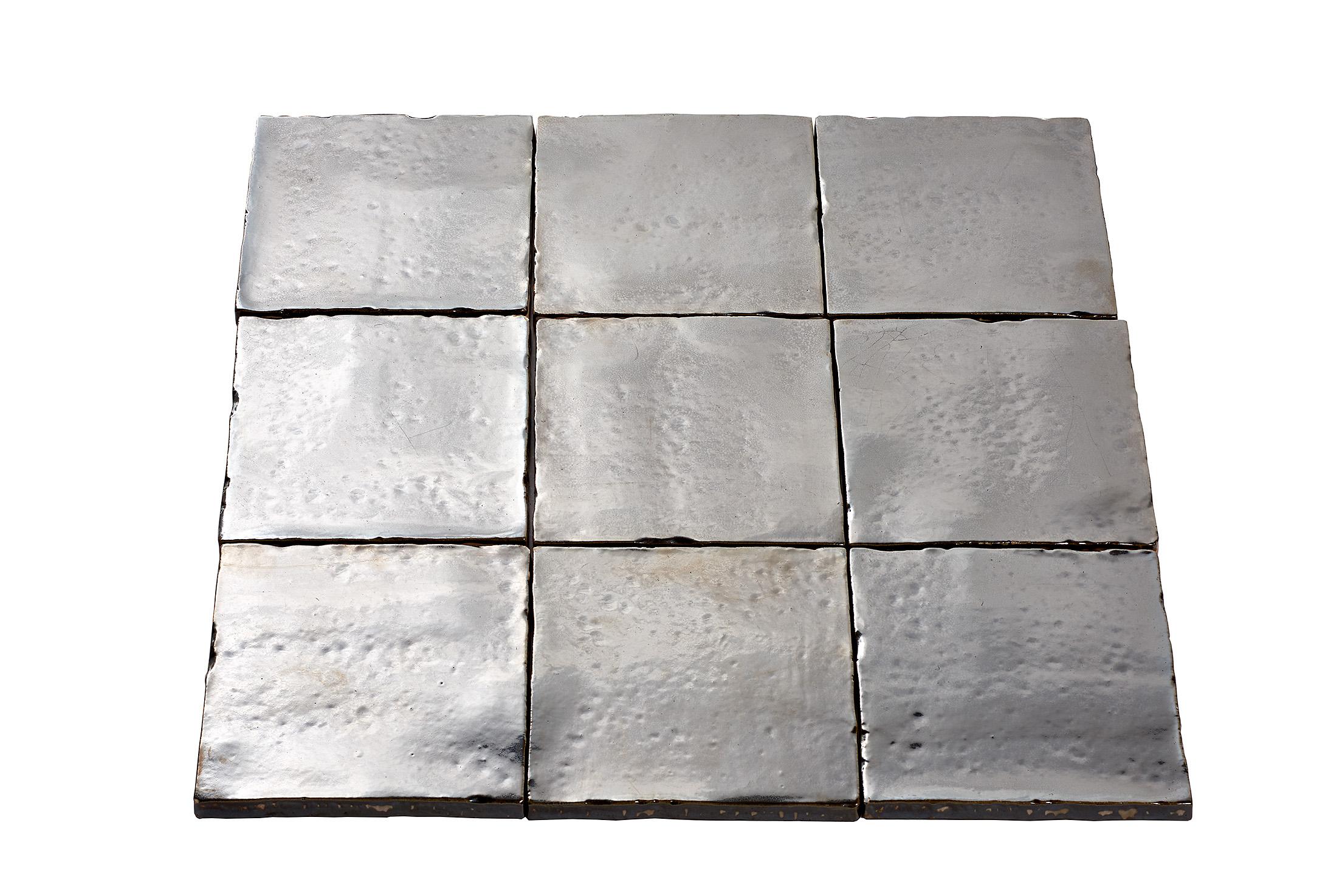 Wandtegel Oud Hollandse Handvorm Witjes Platinum 13x13
